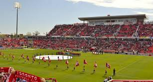 Argos Seating Chart Bmo Field Mlse We Want To Make Bmo Field Soccer Capital Of North