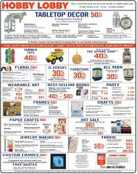 hobby lobby flyer 02 17 2019 02 23 2019 s products always