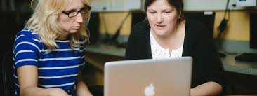 Image result for pictures of one-to-one adult students learning