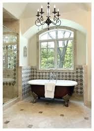 bathroom lighting chandelier example of a classic bathroom design in bathroom lighting with matching chandelier