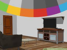 choosing a color scheme image titled decorate a living room step 1