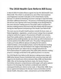 essay health care  health care system essays and papers 123helpme com