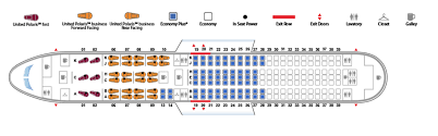 United 767 Seating Chart Revealed United 767 Polaris Cabin Layout Live And Lets Fly