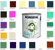 Beautiful Ronseal Garden Furniture Paint Gallery Home Design