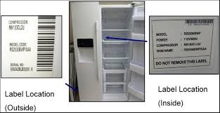 samsung tv refrigerator. samsung tvs usually display the rating plate at back as is case with this led tv below. tv refrigerator