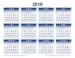 Vertex Free Printable Calendars