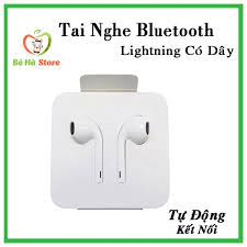 Tai Nghe Bluetooth iPhone 7/8/X Cao Câp Chuẩn Xịn( Nghe cực hay)