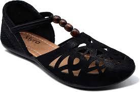 Myra Women Black Flats - Buy Rich Black Color Myra Women Black Flats Online  at Best Price - Shop Online for Footwears in India | Flipkart.com