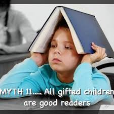 12 days of myths about gifted kids myth 11 all gifted children are good readers ctyjohnhopkins mensa iqpic twitter xmrzsqit7j