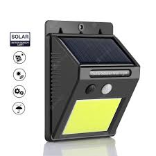 Defiant Stick On Light 48 Led Solar Light Human Infrared Wall Lamp Defiant Motion Security Light For Pathway