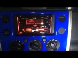 toyota fj radio install toyota fj radio install