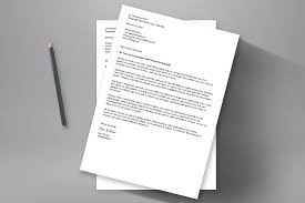 How To Format A Formal Letter Formal Letter A Traditional Letter Pdf Gravity Pdf