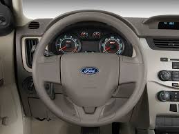 2009 Ford Focus Steering Wheel Interior Photo | Automotive.com