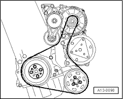 i need to see a serpentine belt diagram for a jetta l