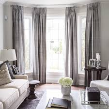 kitchen bay window treatments. Delighful Kitchen Curtains Is Always The Best Bay Window Treatment Choice Throughout Kitchen Bay Window Treatments D