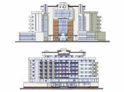 Купить дипломный Проект № Реконструкция санатория в г Сочи  Проект №1 39 Реконструкция санатория в г Сочи по специальности