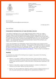 7 Demi Official Letter Example Business Opportunity Program