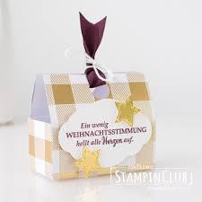 Weihnachtsstimmung Weihnachtsgoodies Stampinclub Stampin