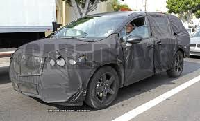 honda new car releaseHonda Confirms New Odyssey is Coming Next Year  News  Car and