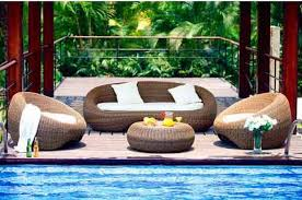 comfortable porch furniture. Inspirations Comfortable Outdoor Furniture With Garden For Your Living Porch D