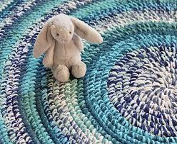 free pattern perfect super squishy round crochet rug pattern for nursery