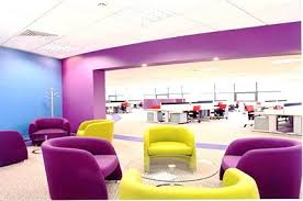 funky office interiors. Delighful Funky FunkyOfficeDesign A Little Colour Goes A Long Way Intended Funky Office Interiors