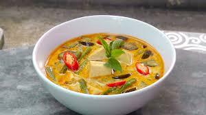 Thai Kitchen Yellow Curry Thai Red Curry With Tofu Vegan Vegetarian Recipe Youtube