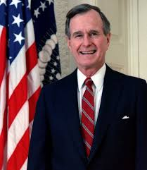 Image result for George H.W. Bush