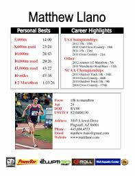 Athletic Resume Template Free Athletic Resume Template Resume For Study 27