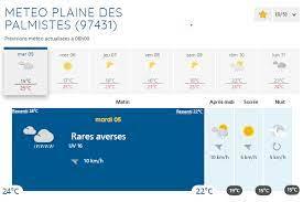 🌧🌧 𝗨𝗻 𝗠𝗮𝗿𝗱𝗶 𝘀𝗼𝘂𝘀 𝗹𝗮 𝗽𝗹𝘂𝗶𝗲 🌧🌧... - La Plaine des  Palmistes | Facebook