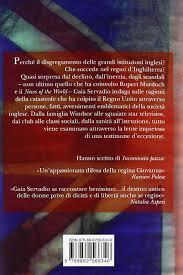 Amazon.it: C'E' Del Marcio In Inghilterra - Gaia Servadio - Libri