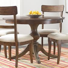 the nook 44 inch round dining table maple