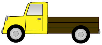 Pickup truck clipart free clipart images - Clipartix