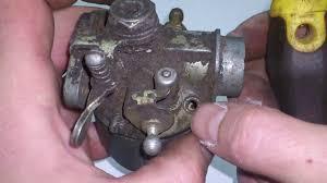 Карбюратор К-41, К-47 двигателя 2СД. Carburetor K-47 2SD engine.