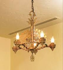 kitchen lighting fixtures. The Lighting In Chuck And Judy Kohlhaas\u0027 Kitchen Is All Vintage\u2014the 1920s Art Fixtures U