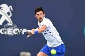 ATP Rom: Novak Djokovic schlägt Alejandro Davidovich Fokina