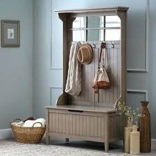 Coat Rack With Storage Baskets Adorable Hall Tree With Storage Baskets Large Size Of Coat Tree Coat Rack