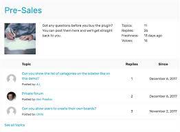 Discussion Board Pro Wordpress Forum Plugin Catapult Themes