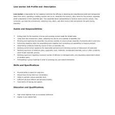 Sample Resume Objective For Maintenance Worker Refrence Pleasing