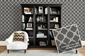 new interior paint colors for 2014. ballard designs wallpaper in trellis gray new interior paint colors for 2014