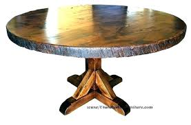 industrial style round dining table industrial style dining table legs kitchener complex s