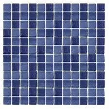 dark blue tiles. Interesting Tiles Epoch Architectural Surfaces Spongez SDark Blue1411 Mosiac Recycled Glass  Mesh Mounted Floor Throughout Dark Blue Tiles E