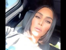 kim kardashian goes super short in