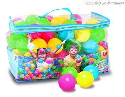 <b>Мячи для игр пластмассовые</b> Bestway 6,5 см 100 шт - 52027 | o ...