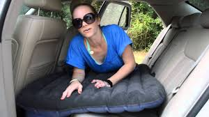 Back Seat Bed Arrelas Easy To Use To Install Speedsmart Car Air Mattress