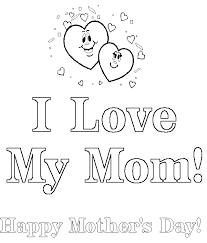 Small Picture Birthday Coloring Pages For Mom Wonderful With Image Of Birthday