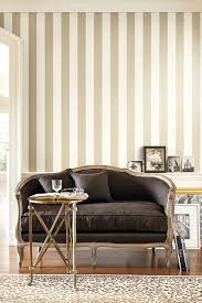 office wallpaper designs. Striped Wallpaper In A Room Office Designs