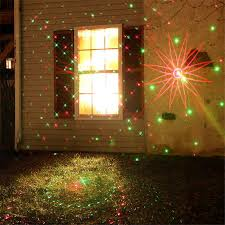 outdoor spot light for christmas decorations. new christmas lights projector outdoor, red \u0026 green waterproof . outdoor spot light for decorations r