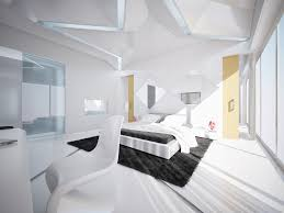 Modern Black And White Bedroom Black And White Contemporary Interior Design Ideas For Your Dream