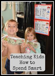 Teaching Kids How To Spend Smart Dave Ramsey Kids Dave